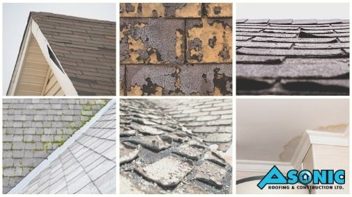 6 Signs You Need To Know to Prevent A Roof Leak